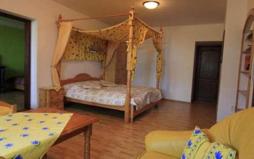 Slaapkamer als King's :)