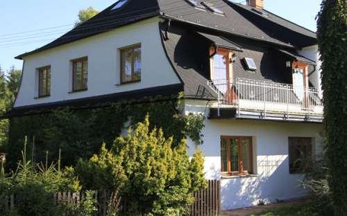 Vakantiehuis in het Jeseníky-gebergte