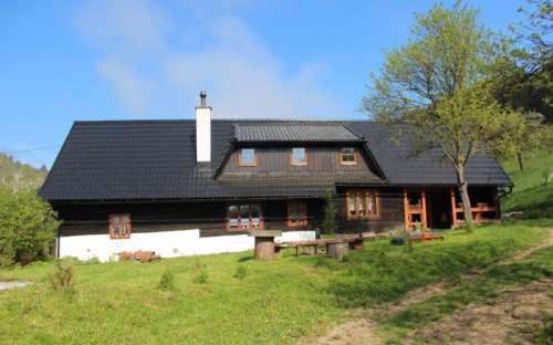 Rodinná chalupa Halenkov, rekreace na Valašsku, Zlínsko