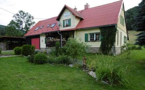Chalupa Grunt, rekreace Lipová - Lázně, Olomoucký kraj