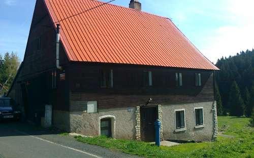 Chalupa Hřerbečna Erzgebirge, Karlovarsko