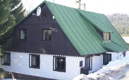 Chalupa Karolína v Krkonoších, Harrachov, Liberecko