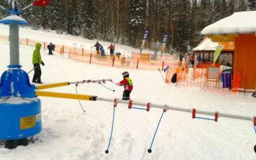 Dětský ski park Dolní Morava