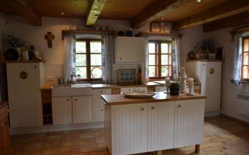 Chalupa Majdalenka - kuchyně