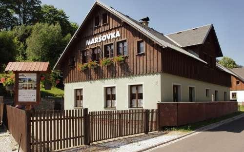 Chalupa Maršovka, Královéhradecký kraj