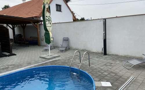 Ferienhaus in Pálava, Nové Mlýny, Unterkunft in Südmähren