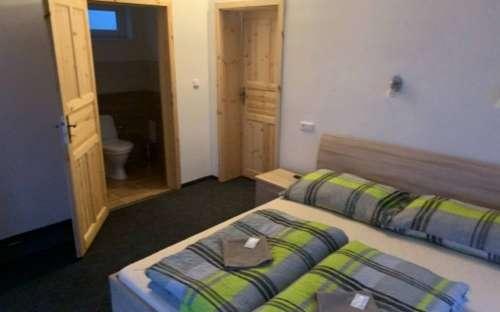 7 Schlafzimmer mit Doppelbett + Möglichkeit von Zustellbetten - Cottage Pálava mieten