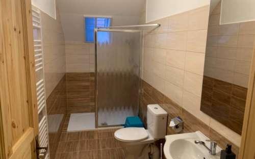 5x Badezimmer mit WC