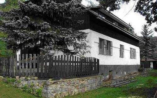 Chalupa Nový Jimramov, chata u ski areálu Vysočina