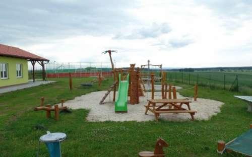 Multifunkční hřiště pro děti i rodiče