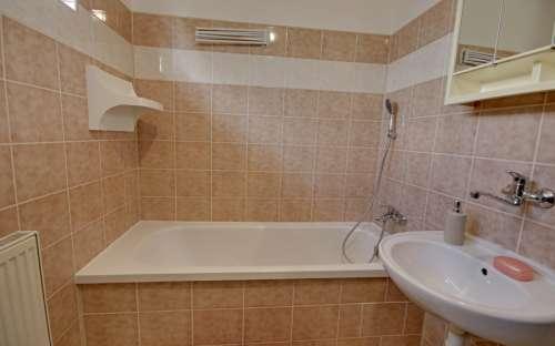 Chalupa Pavel - koupelna