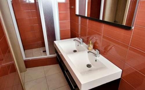 Badeværelse Lejlighed 1