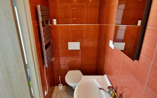 Badeværelse i lejlighed 3