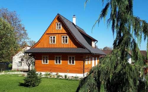 Domek Pomněnka - Komorní Lhotka