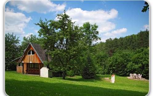 Cottage 1 nella fattoria di Šťástky in Šumava