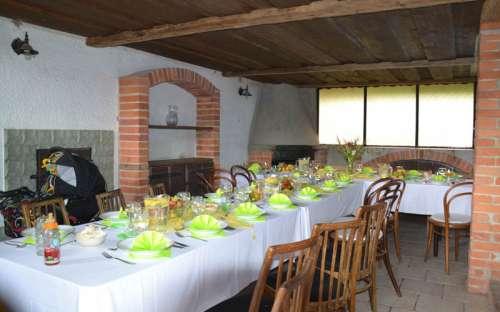 Bruiloften op een huisje