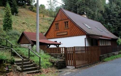 Cottage in de regio Liberec