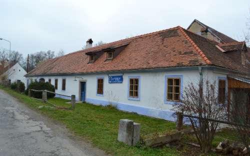 Chalupa U Kamenného stolu, apartmány Modletice u Slavonic, Jihočesko