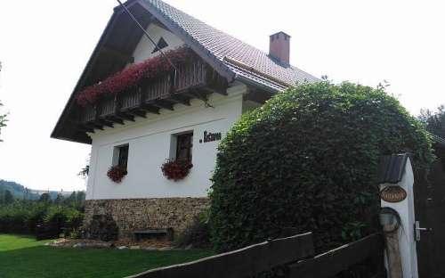 Chalupa U Kaštana Kružberk, Slezsko, Moravskoslezský kraj