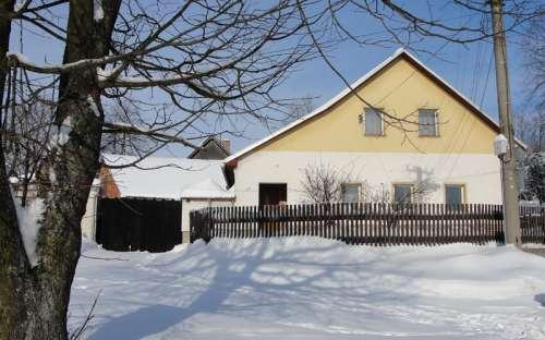 Chalupa U Popelků, Nove Město na Moravě, Vysočina