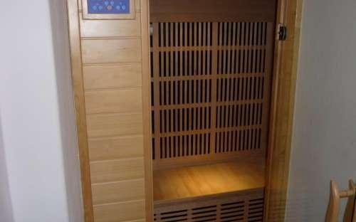 Carbon Infrarot Sauna für 3 Personen