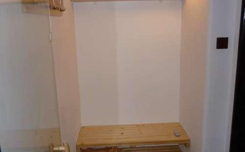 Šatna pro sauna