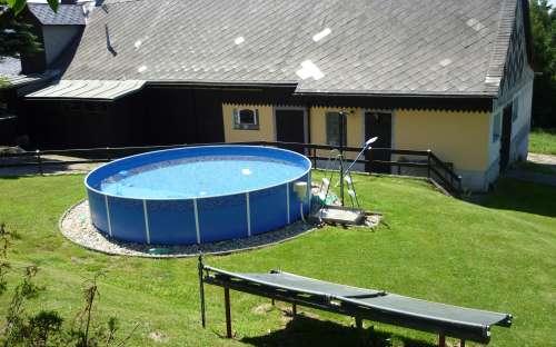 Ubytování u bazénu Krkonoše