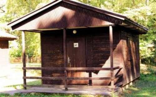 Kemp Morava - 4 lůžka chata SK