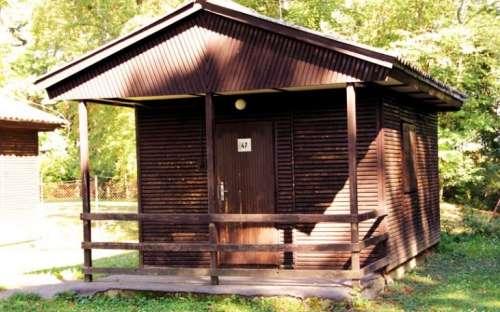 Kemp Morava - 5 lůžková chata SK