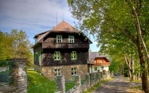 cottage e appartamenti Sumava