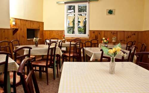 cottage - sala da pranzo