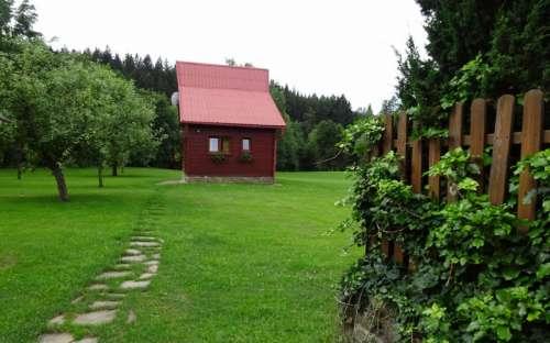 Cabane en rondins U Hrádečku à Beskides - 4 lits