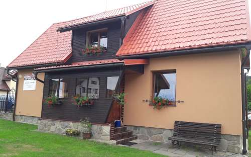 Family house in Beskydy - 8 beds with possibility of 4 extra beds