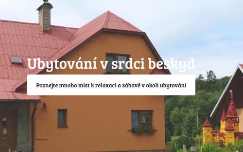 Ubytování U Hrádečku Beskydy - cabane en rondins, chalet et maison de famille Zlínský kraj