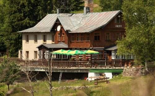 Cottage di montagna di un anno a Pec pod Sněžkou, Královéhradecko