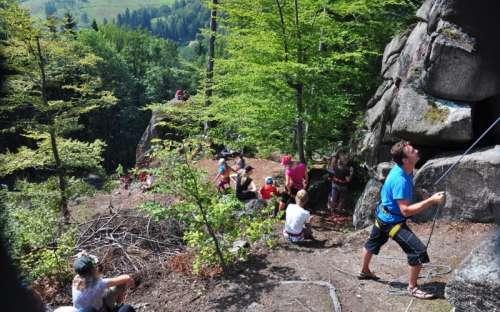 Letní tábor Bedřichov, skupinové pobyty v Jizerských horách - Chata Bajama