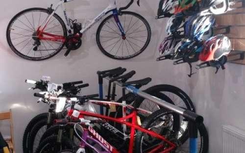 HN Bike Sport - prodejna sportovních potřeb
