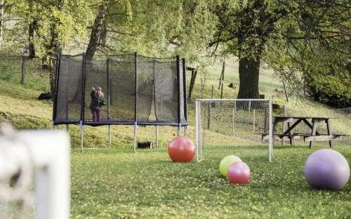 Hřiště pro děti v Krkonoších