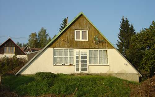 Family cottage Bublava, Ore Mountains, Karlovy Vary region