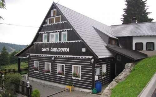 Horská chata Janov nad Nisou, Liberecký kraj