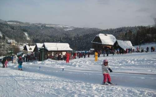 Skigebied Dalečín