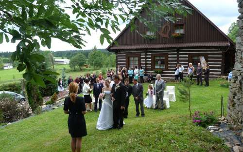 Svatby na chalupě