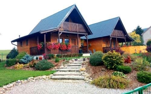 Chaty Králický Sněžník, lyžařský areál Pardubický kraj