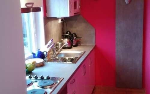 Pravá chata - Kuchyň