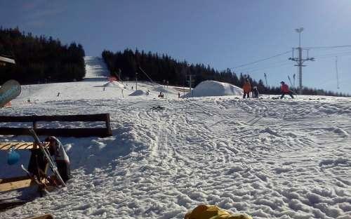 スキーリゾートŠanov