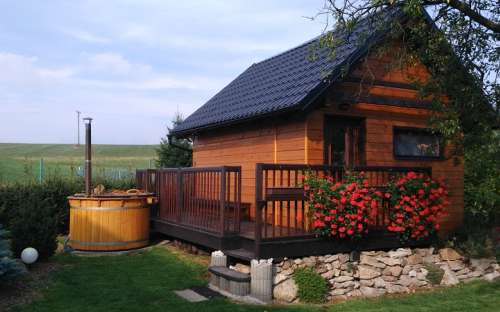 Relaxační chata Šanov