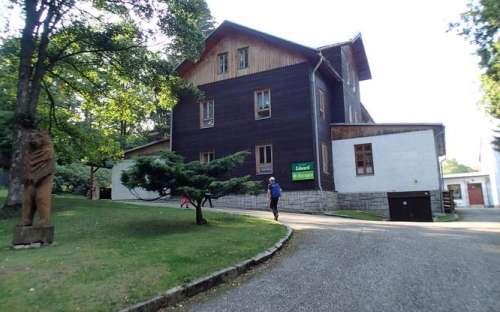 Chata Eduard Hrubý Jeseník, Bělá pod Pradědem, Olomoucko