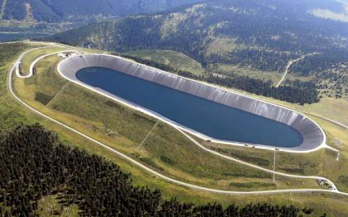 Dlouhé Stráně vandkraftværk