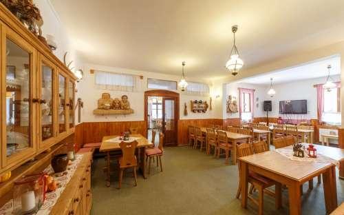 Restaurace v Jeseníkách, možnost fiemních akci, svateb...