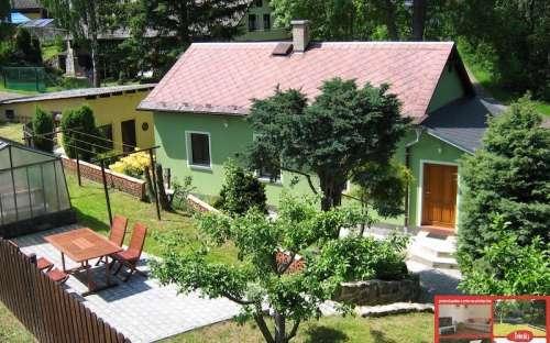 Chata Fidler, ubytování v Českém lese, Žebráky
